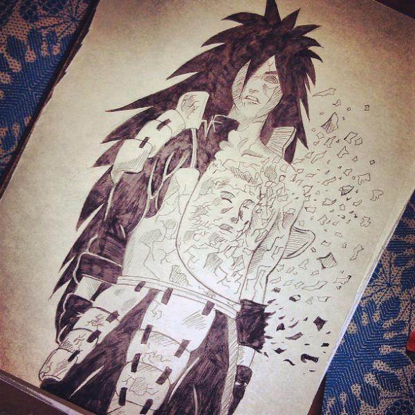 Naruto by AnaPisichiuta